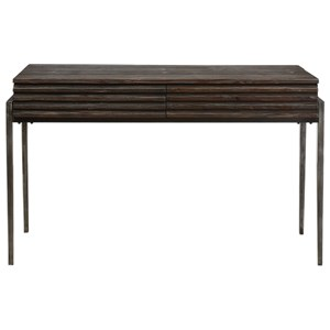 Uttermost Accent Furniture Morrigan industrial Console Table