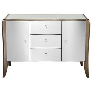 Kiley Mirrored Buffet