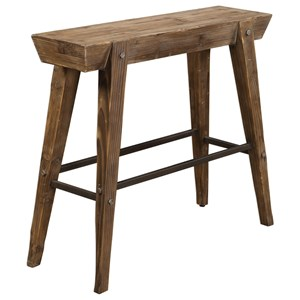 Hayes Wooden Console Table