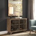 Uttermost Accent Furniture - Chests Tatum Rustic Accent Cabinet