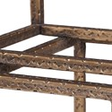 Uttermost Accent Furniture Ruslan Bronze Console Table