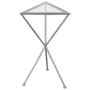 Uttermost Accent Furniture Douro Tripod Accent Table