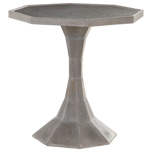 Uttermost Accent Furniture Aharon Octagonal Lamp Table