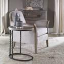 Uttermost Accent Furniture Tauret Cantilever Side Table
