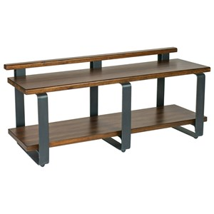 Uttermost Accent Furniture Indio Industrial Bench
