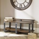 Uttermost Accent Furniture - Benches Indio Industrial Bench