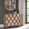 Uttermost Accent Furniture Crawford Light Oak Accent Chest
