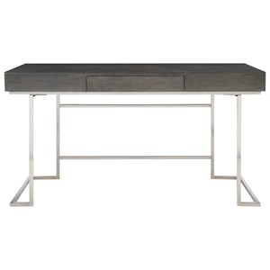 Claude Modern Oak Desk
