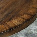 Uttermost Accent Furniture Loxley Walnut Dining Table