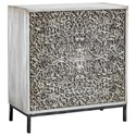 Uttermost Accent Furniture - Chests Marina Carved Accent Chest - Item Number: 25403