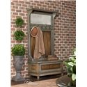 Uttermost Accent Furniture Riyo Rustic Hall Tree