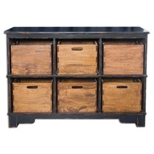 Uttermost Accent Furniture Ardusin Hobby Cupboard