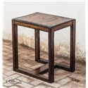 Uttermost Accent Furniture Deni Wooden End Table