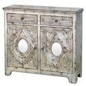 Uttermost Accent Furniture Emrick Console Cabinet - Item Number: 25608