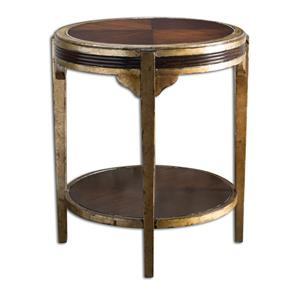 Uttermost Accent Furniture Tasi Accent Table