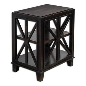 Uttermost Accent Furniture Asadel End Table