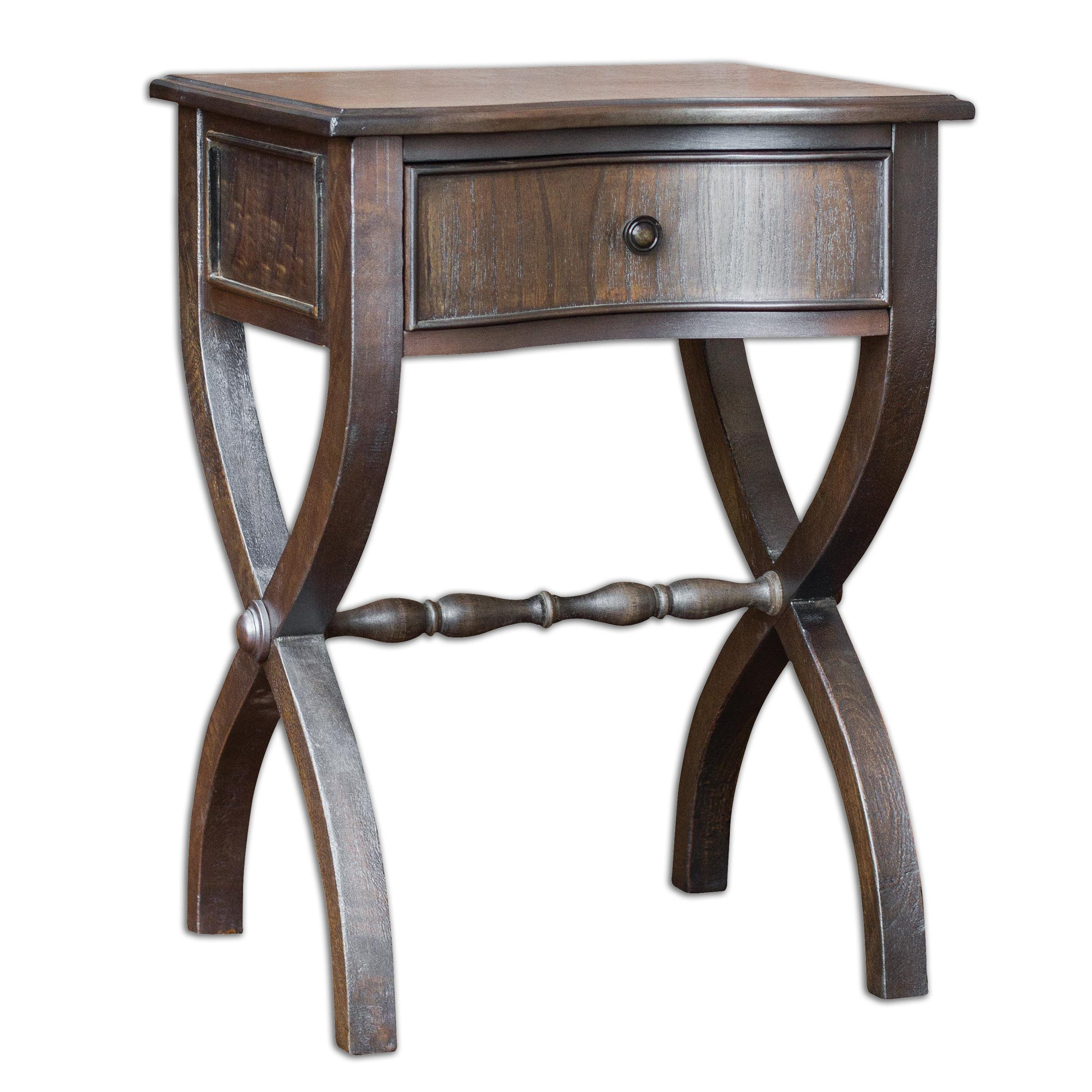 Uttermost Accent Furniture Nolea Accent Table - Item Number: 25638