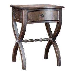 Uttermost Accent Furniture Nolea Accent Table