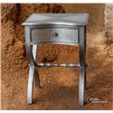 Uttermost Accent Furniture Nolea Accent Table