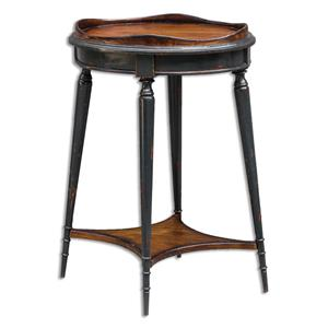 Uttermost Accent Furniture Agacio Round Accent Table