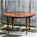 Uttermost Accent Furniture Danek Round Dining Table