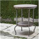 Uttermost Accent Furniture Marcin Round Accent Table