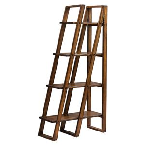 Uttermost Accent Furniture Cacey Wood Etagere