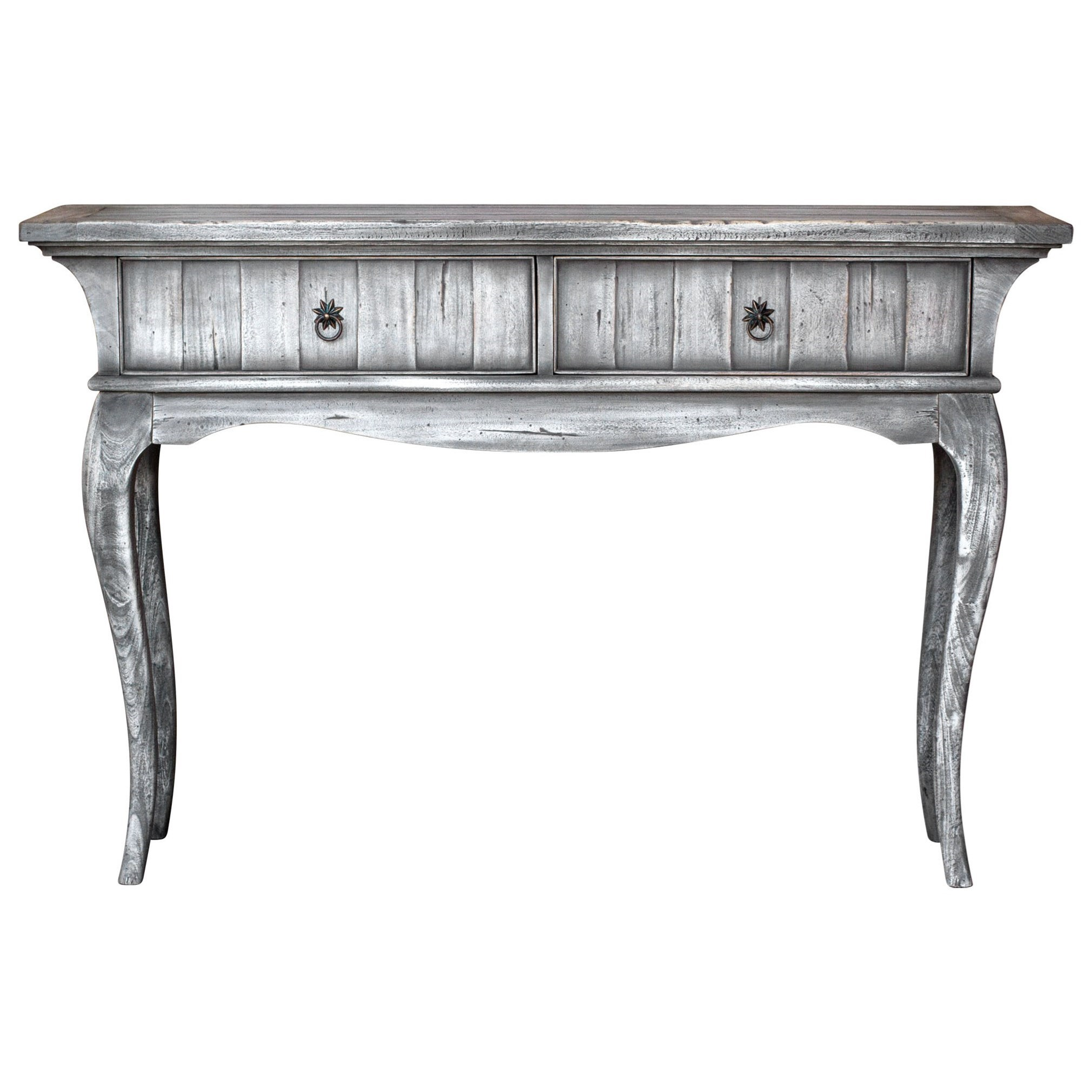Uttermost Accent Furniture Bernie Wooden Console Table - Item Number: 25715