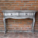 Uttermost Accent Furniture Bernie Wooden Console Table