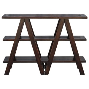 Uttermost Accent Furniture Tafari Console Table