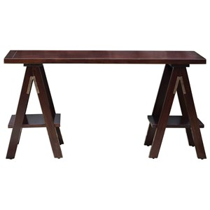 Uttermost Accent Furniture Amadi Mahogany Writing Desk