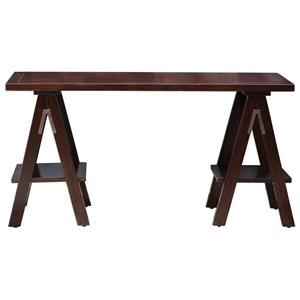 Uttermost Accent Furniture Amadi Mahogany Writing Desk