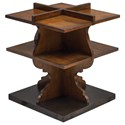 Uttermost Accent Furniture - Occasional Tables Niko Honey Accent Table - Item Number: 25752