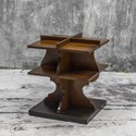 Uttermost Accent Furniture - Occasional Tables Niko Honey Accent Table