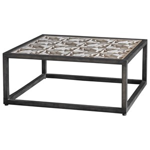 Uttermost Accent Furniture Baruti Industrial Coffee Table