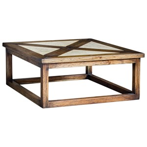 Akono Honey Coffee Table