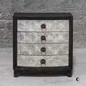 Uttermost Accent Furniture Ramila Hand Carved Accent Chest