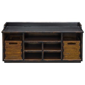 Uttermost Accent Furniture Ardusin Hobby Bench