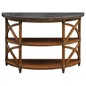 Uttermost Accent Furniture Rada Wooden Console Table