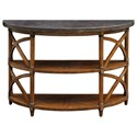 Uttermost Accent Furniture Rada Wooden Console Table - Item Number: 25773