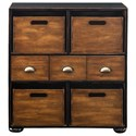 Uttermost Accent Furniture Ardusin Mahogany Hobby Chest - Item Number: 25791