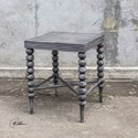 Uttermost Accent Furniture Kunja Gray End Table