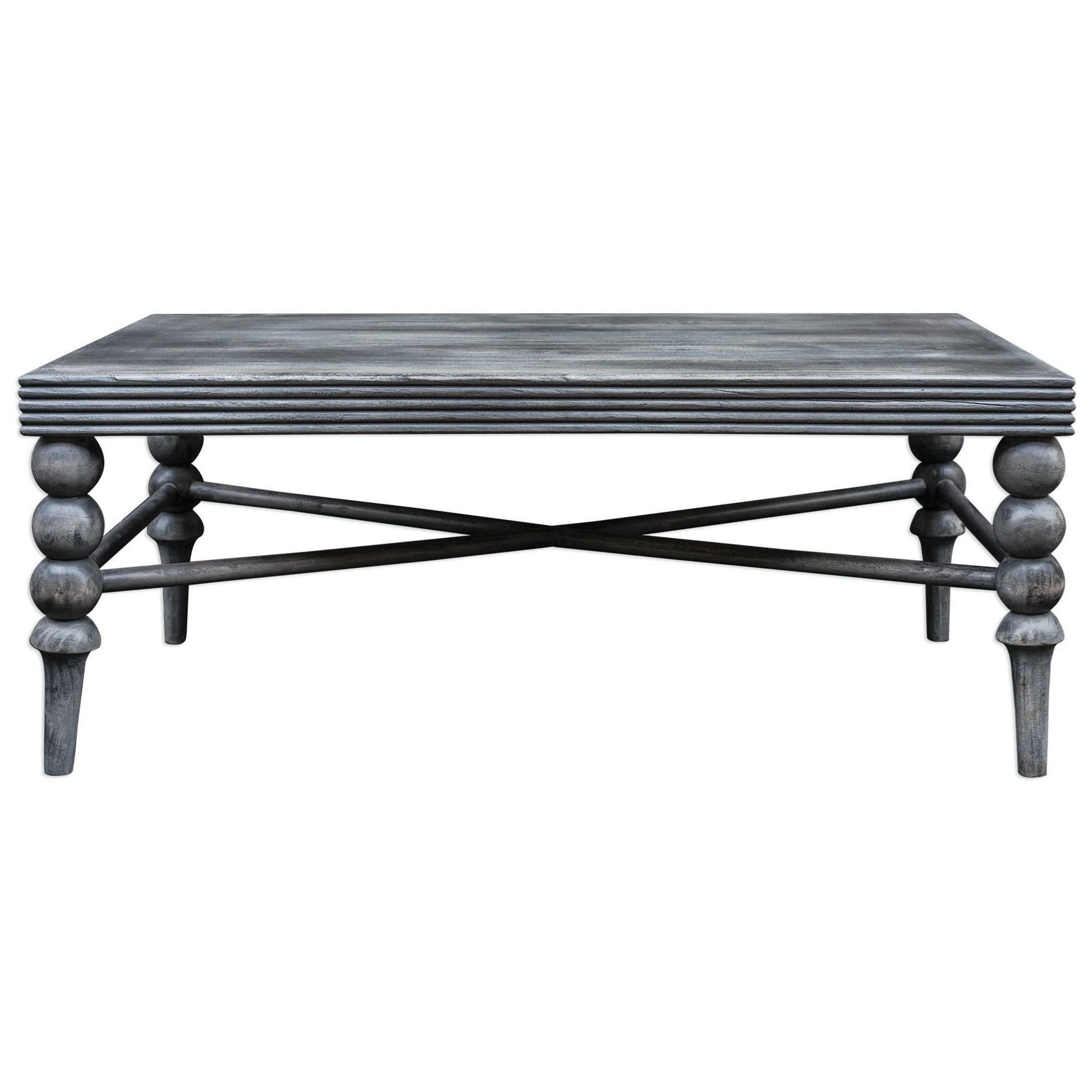 Kunja Gray Coffee Table