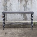 Uttermost Accent Furniture Kunja Gray Console Table