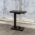 Uttermost Accent Furniture Deacon Industrial Accent Table