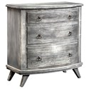 Uttermost Accent Furniture Jacoby Driftwood Accent Chest - Item Number: 25806