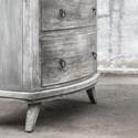 Uttermost Accent Furniture Jacoby Driftwood Accent Chest
