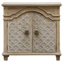 Uttermost Accent Furniture Allaire French Country Accent Cabinet - Item Number: 25813
