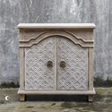 Uttermost Accent Furniture Allaire French Country Accent Cabinet