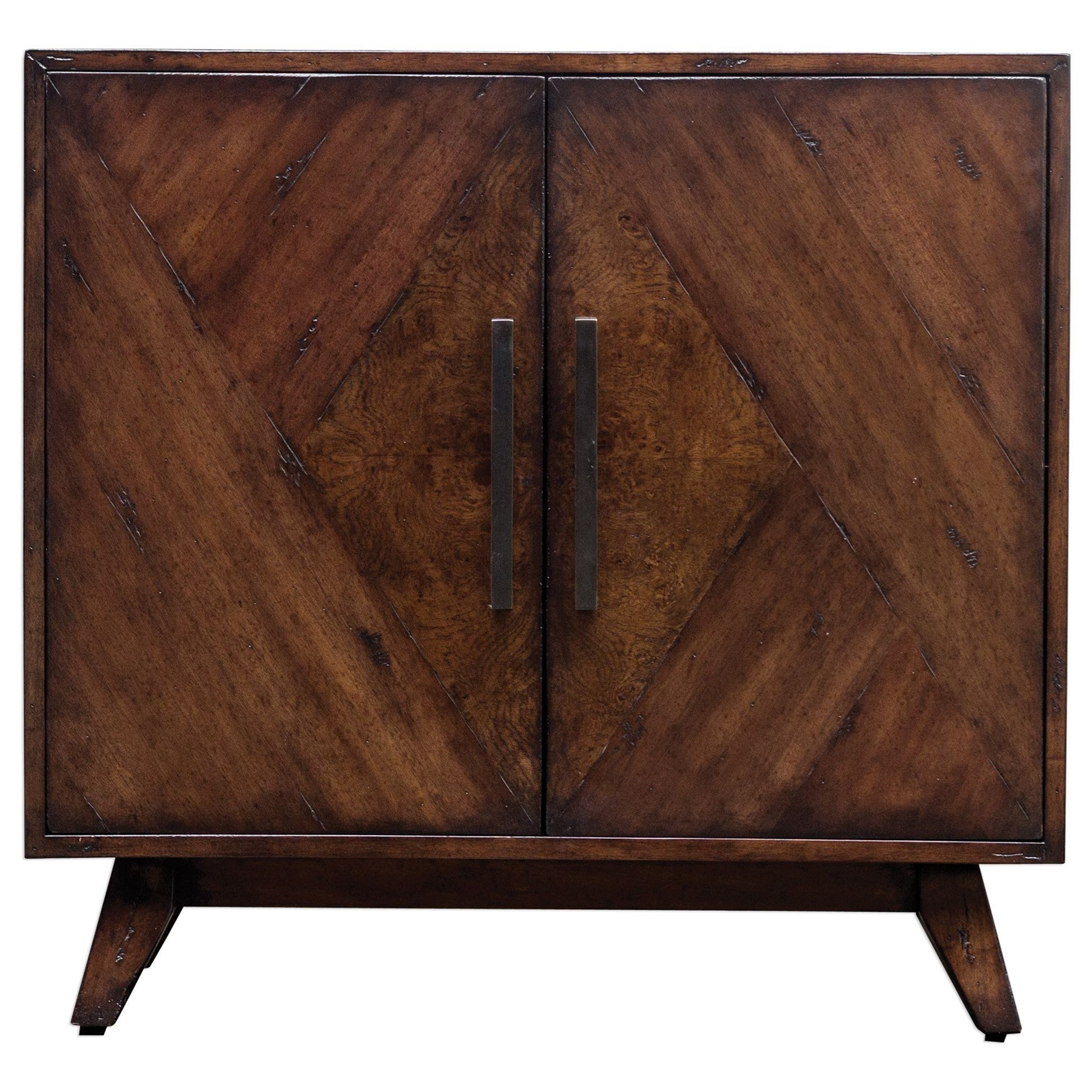 Accent Furniture - Chests Liri Mid-Century Accent Cabinet by Uttermost at Factory Direct Furniture